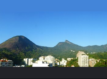 EasyQuarto BR - Suite confortavel em apartamento ensolarado, Rio de Janeiro (Capital) - R$ 1.800 Por mês