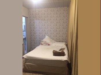 EasyQuarto BR - Quarto suíte C/ ar e cama de casal tudo incluso , Natal e Grande Natal - R$ 400 Por mês