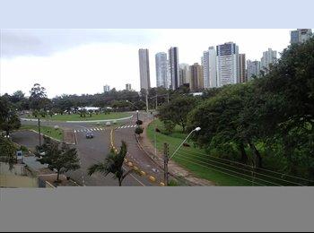 EasyQuarto BR - Casa em frente aterro Lago Igapó, Londrina - R$ 600 Por mês