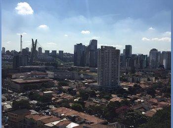 EasyQuarto BR - Quarto Próximo ao Shopping Morumbi , São Paulo capital - R$ 1.200 Por mês