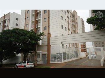 EasyQuarto BR - Apto na Gleba Palhano ao lado do Shopping Catuaí, Londrina - R$ 500 Por mês