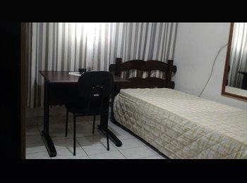 EasyQuarto BR - Quarto para alugar (solteiro), São José dos Campos - R$ 700 Por mês