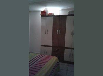 EasyQuarto BR - Quarto em apartamento na Avenida Ayrton Senna, Natal e Grande Natal - R$ 350 Por mês