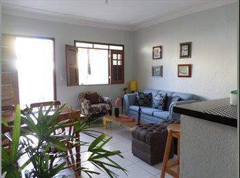 EasyQuarto BR - Alugo quarto, Fortaleza - R$ 700 Por mês