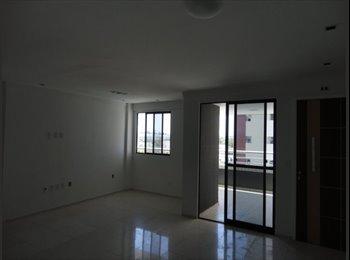 EasyQuarto BR - Apartamento para Estudantes , Fortaleza - R$ 600 Por mês
