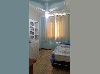 EasyQuarto BR - Quarto Individual - Ap> Confortavel, Belo Horizonte - R$ 500 Por mês
