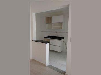 EasyQuarto BR - Apartamento com moveis planejados, São José dos Campos - R$ 700 Por mês