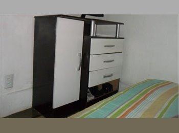 EasyQuarto BR - Quarto individual Laranjeiras, Rio de Janeiro - R$ 900 Por mês