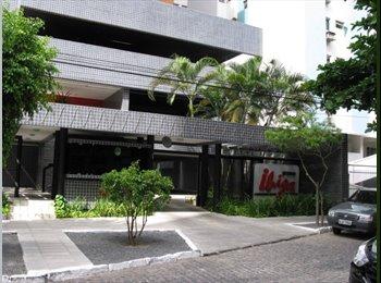 EasyQuarto BR - Estudo em localisaçao privilegiada, Recife - R$ 1.300 Por mês