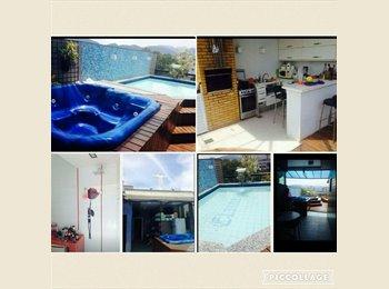 EasyQuarto BR - Cobertura, Rio de Janeiro (Capital) - R$ 2.000 Por mês