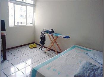 EasyQuarto BR - ALUGO QUARTO whats  48 9670-5931., São José - R$ 450 Por mês