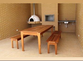 EasyQuarto BR - Dividir aluguel em AP central em São José dos Pinhais, São José dos Pinhais - R$ 850 Por mês