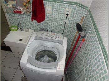 EasyQuarto BR - quarto confortável e arejado em local tranquilo, Rio de Janeiro - R$ 1.000 Por mês