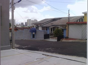 EasyQuarto BR - higorsaris  Alugo quarto (suite) MOBILIADO R$800,00, NO ADRIANÓPOLis, Manaus - R$ 800 Por mês