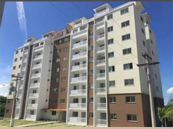 EasyQuarto BR - Quarto semi-mobiliado ap com cond , Manaus - R$ 1.000 Por mês