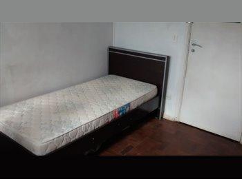 Pensionato com quartos individuais próx. a Unifil na Av. JK
