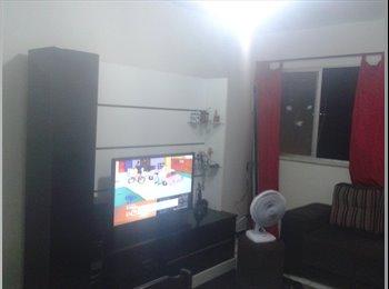 EasyQuarto BR - Quarto em apartamento para rapazes a 5 minutos da UFS, Aracajú - R$ 300 Por mês