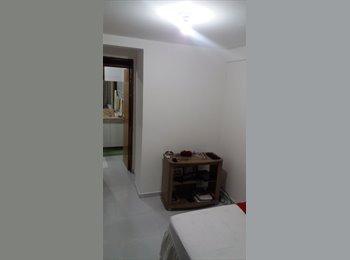 EasyQuarto BR - Divido apto no Altiplano Cabo Branco, João Pessoa - R$ 650 Por mês
