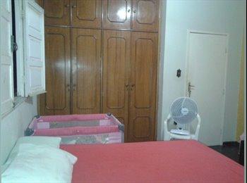 EasyQuarto BR - Quarto suite Mobiliado em casa com garagem, piscina e wifi , Aracajú - R$ 500 Por mês