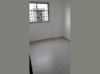 EasyQuarto BR - Dividir apartamento no condomínio Jardins do Éden, Anápolis - R$ 385 Por mês