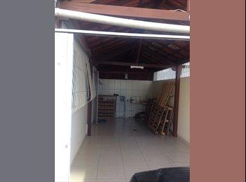 EasyQuarto BR - Aluguel de quarto mobiliado individual no bairro Castelo, Belo Horizonte - R$ 550 Por mês