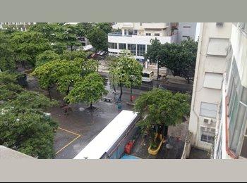 EasyQuarto BR - Botafogo - ao lado do Metrô, Botafogo - R$ 1.400 Por mês