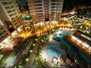 Suite em República (Profissionais) - Grand Club Vila Ema