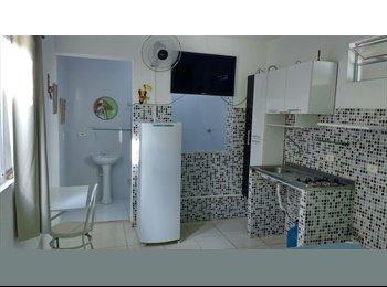 EasyQuarto BR - SUÍTES MOBILIADAS P/ O CARNAVAL - perto do aeroporto, Recife - R$ 1.000 Por mês