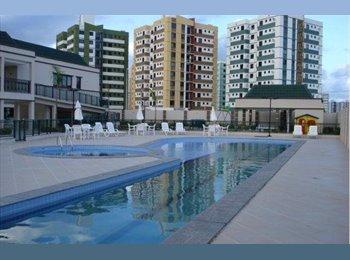 EasyQuarto BR - Divido apartamento - 1 QUARTO disponível, Aracajú - R$ 700 Por mês