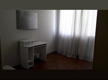 Alugo quarto individual
