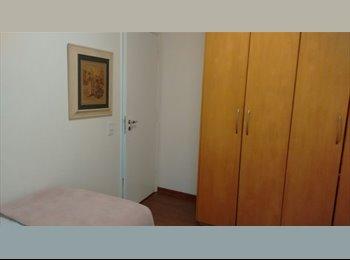 Aluguel quarto mobiliado -Centro de Santo Amaro