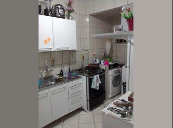 EasyQuarto BR - Quarto no Santo Antônio/UFSC, Joinville - R$ 600 Por mês