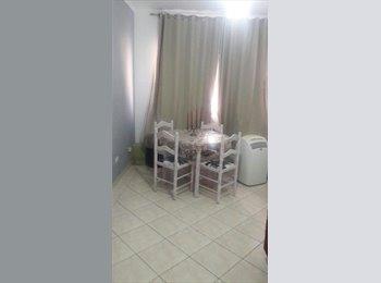 EasyQuarto BR - Temporada - Praia Do Gonzaga - Canal 2 - para 4 pessoas, Santos - R$ 1.900 Por mês