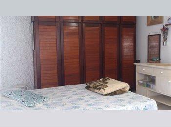 EasyQuarto BR - Quanto mobiliado  com suite privativo ao lado do Parque Ibirapuera, Jardim Paulista - R$ 1.500 Por mês