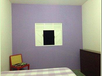 EasyQuarto BR - Aconchegante quarto em boa localização, Natal - R$ 600 Por mês