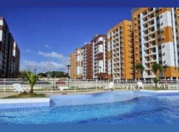 EasyQuarto BR - Alugo quarto suíte em São Luís, São Luís - R$ 1.000 Por mês