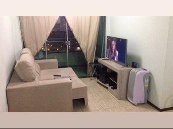 EasyQuarto BR - APTO ST UNIVERSITARIO, Goiânia - R$ 900 Por mês