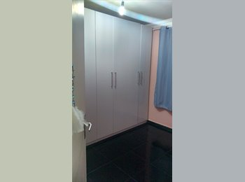 EasyQuarto BR - Alugo quarto para moças, solteiras e sem filhos. , Betim - R$ 250 Por mês