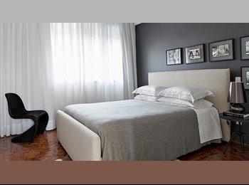 EasyQuarto BR - Quarto confortável e localização espetacular , Belo Horizonte - R$ 1.200 Por mês