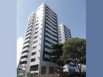EasyQuarto BR - Alugo quarto mobiliado no Espinheiro, Recife - R$ 700 Por mês