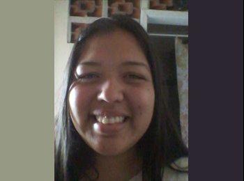 Madel Rainha - 20 - Estudante