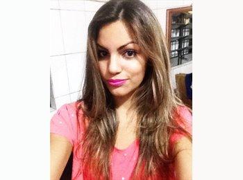 EasyQuarto BR - Jessica  - 20 - Belém