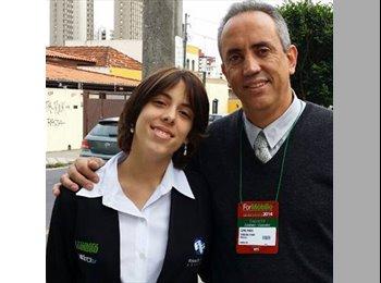 EasyQuarto BR - Elisa - 20 - Rio de Janeiro (Capital)