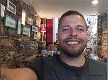 EasyQuarto BR - Raphael  - 27 - Rio de Janeiro (Capital)