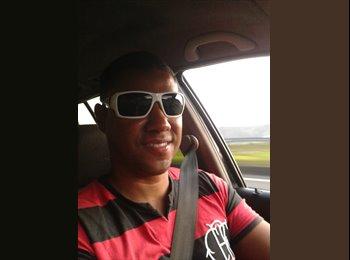 EasyQuarto BR - Fabio - 36 - Juiz de Fora