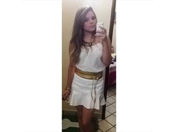 EasyQuarto BR - Camilla  - 18 - Porto Alegre