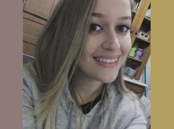 EasyQuarto BR - Camila  - 21 - Porto Alegre