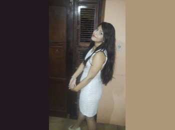EasyQuarto BR - Nicole  - 19 - Fortaleza