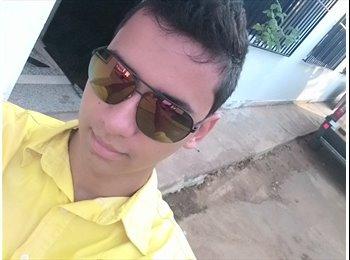 EasyQuarto BR - Carlos Henrique - 19 - Montes Claros
