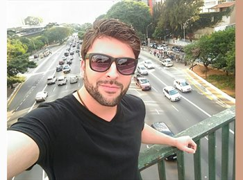 EasyQuarto BR - Calebe - 28 - São Paulo capital